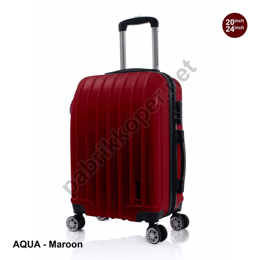 Koper-Fiber-Aqua-Maroon