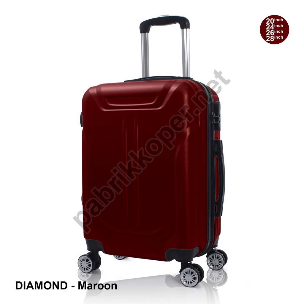 Koper-Fiber-Diamond-Maroon