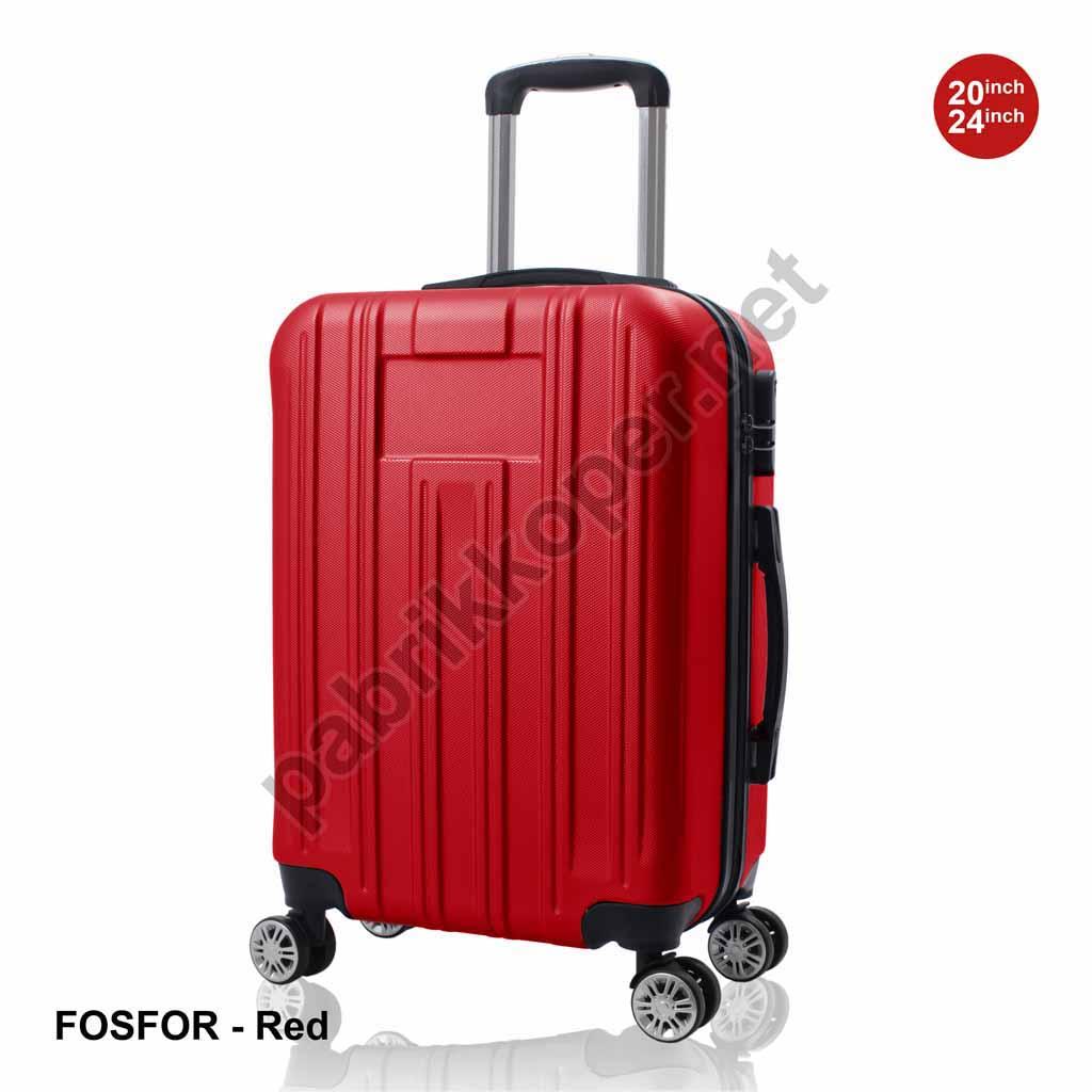 Koper-Fiber-Fosfor-Red