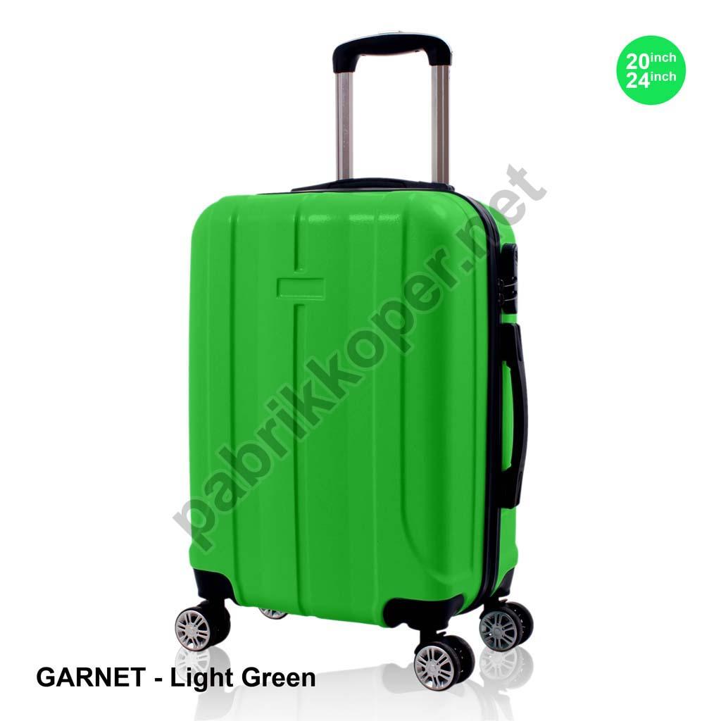 Koper-Fiber-Garnet-Light-Green