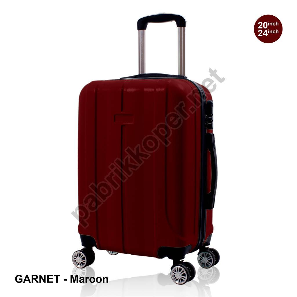 Koper-Fiber-Garnet-Maroon