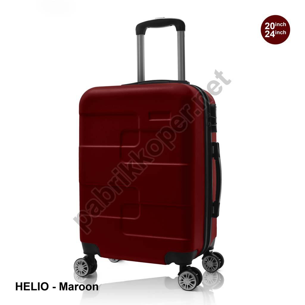 Koper-Fiber-Helio-Maroon