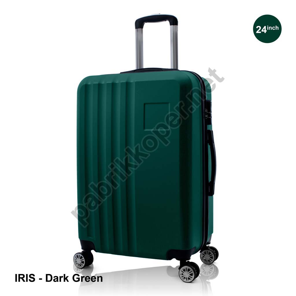 Koper-Fiber-Iris-Dark-Green