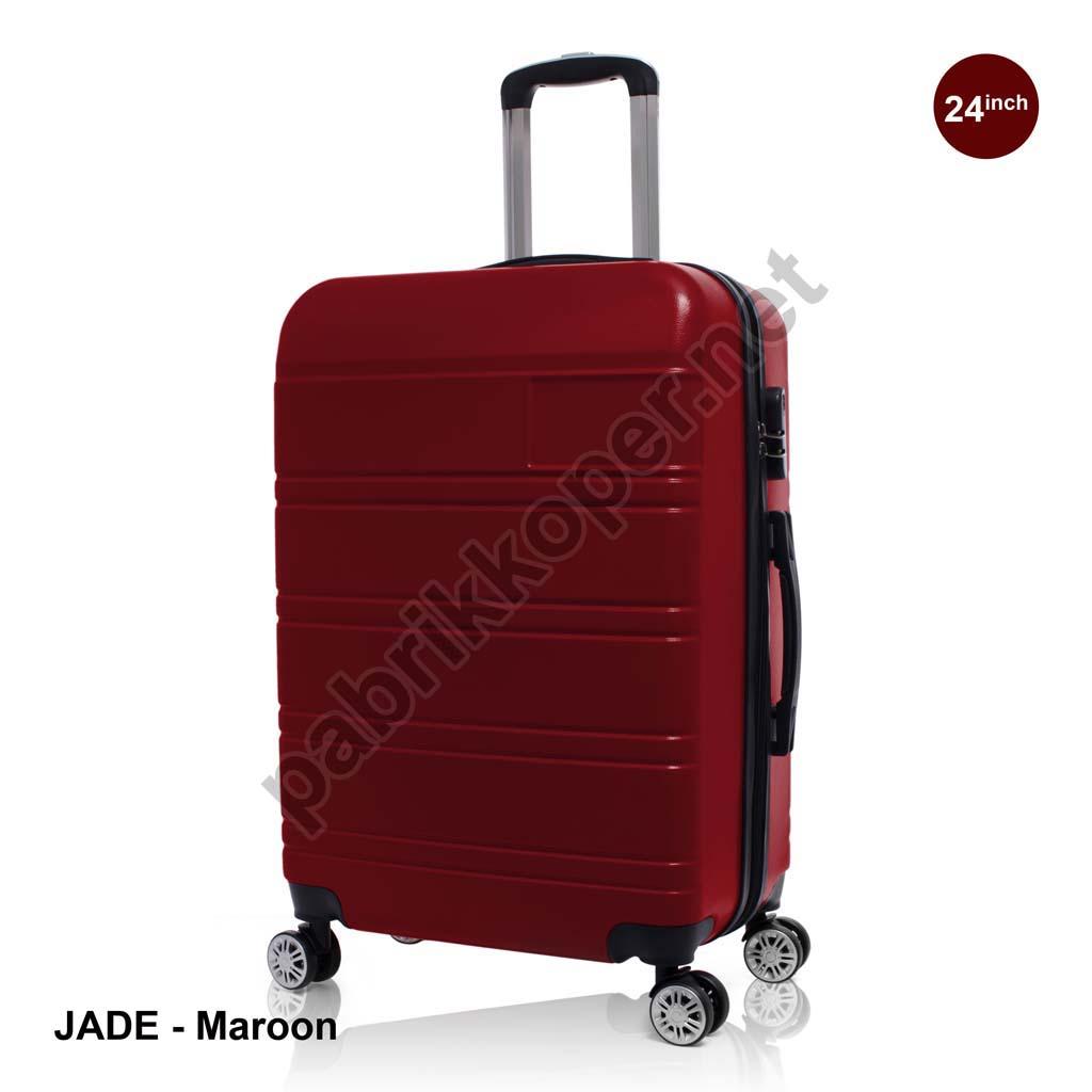 Koper-Fiber-Jade-Maroon