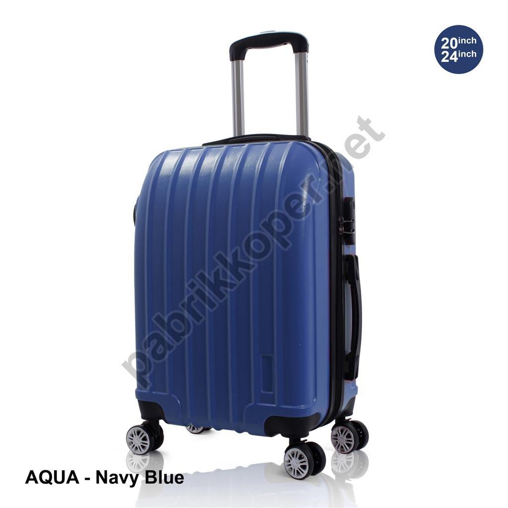 Koper-Fiber-Aqua-Navy-Blue