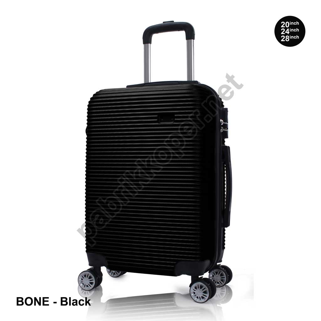 Koper-Fiber-Bone-Black