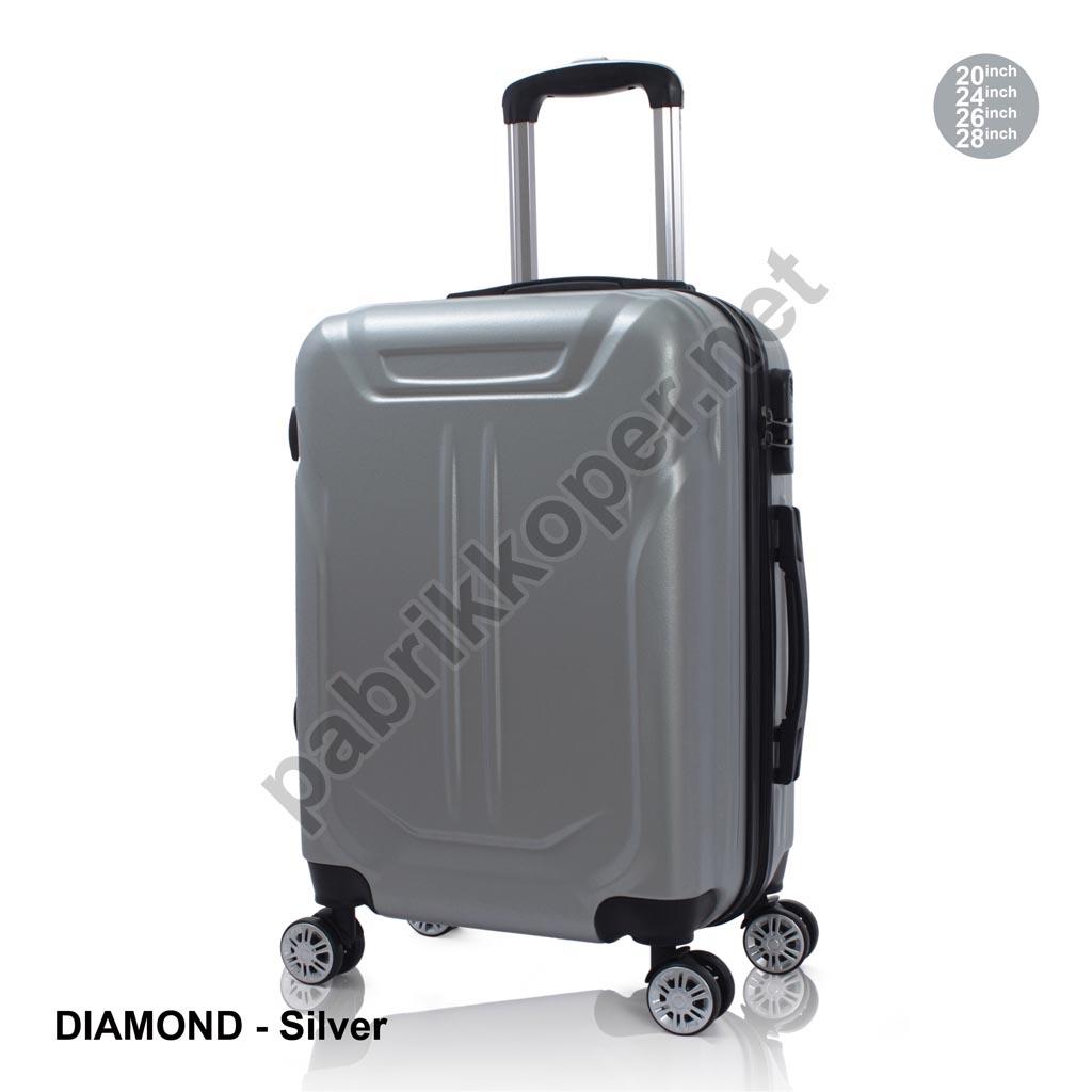Koper-Fiber-Diamond-Silver