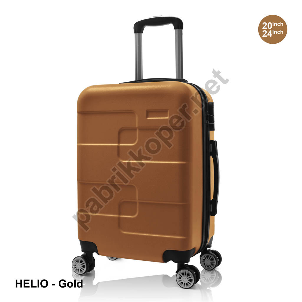 Koper-Fiber-Helio-Gold