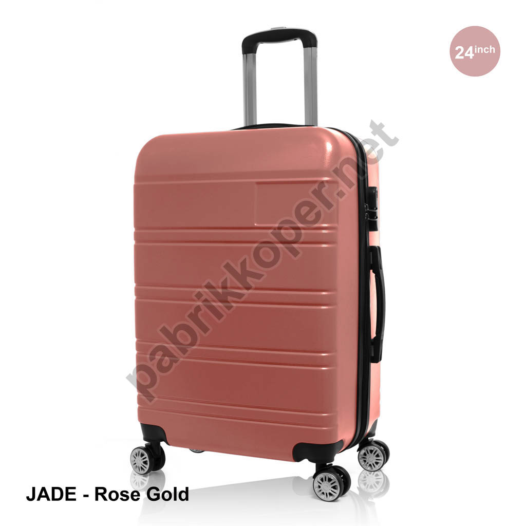 Koper-Fiber-Jade-Rose-Gold