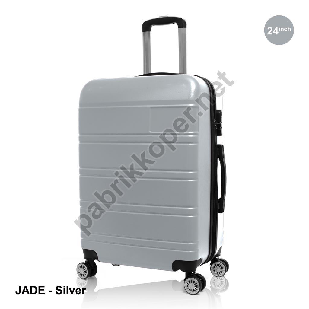 Koper-Fiber-Jade-Silver