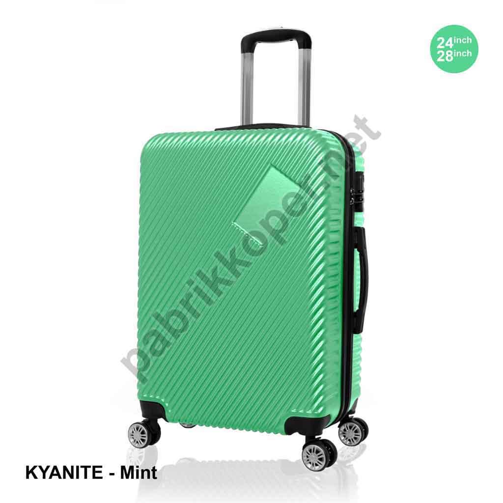 Koper-Fiber-Kyanite-Mint