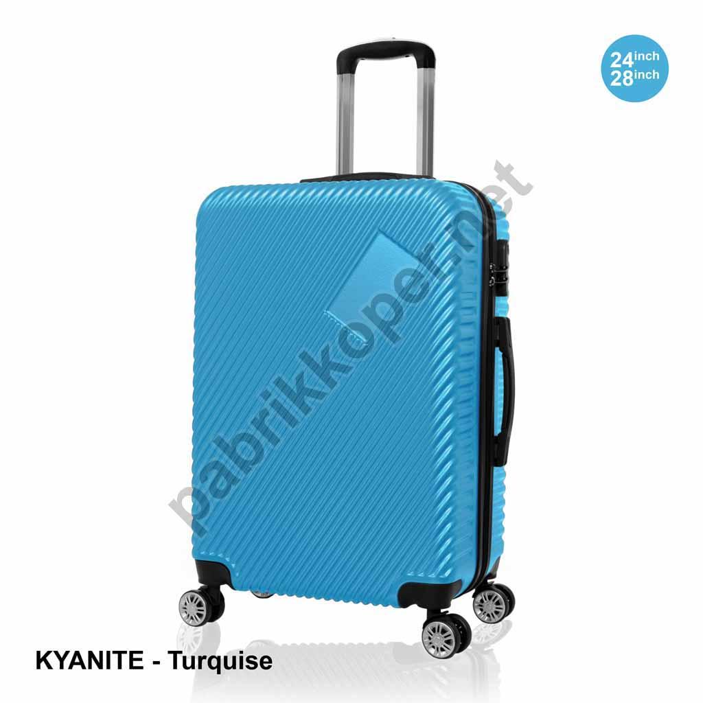 Koper-Fiber-Kyanite-Turquise