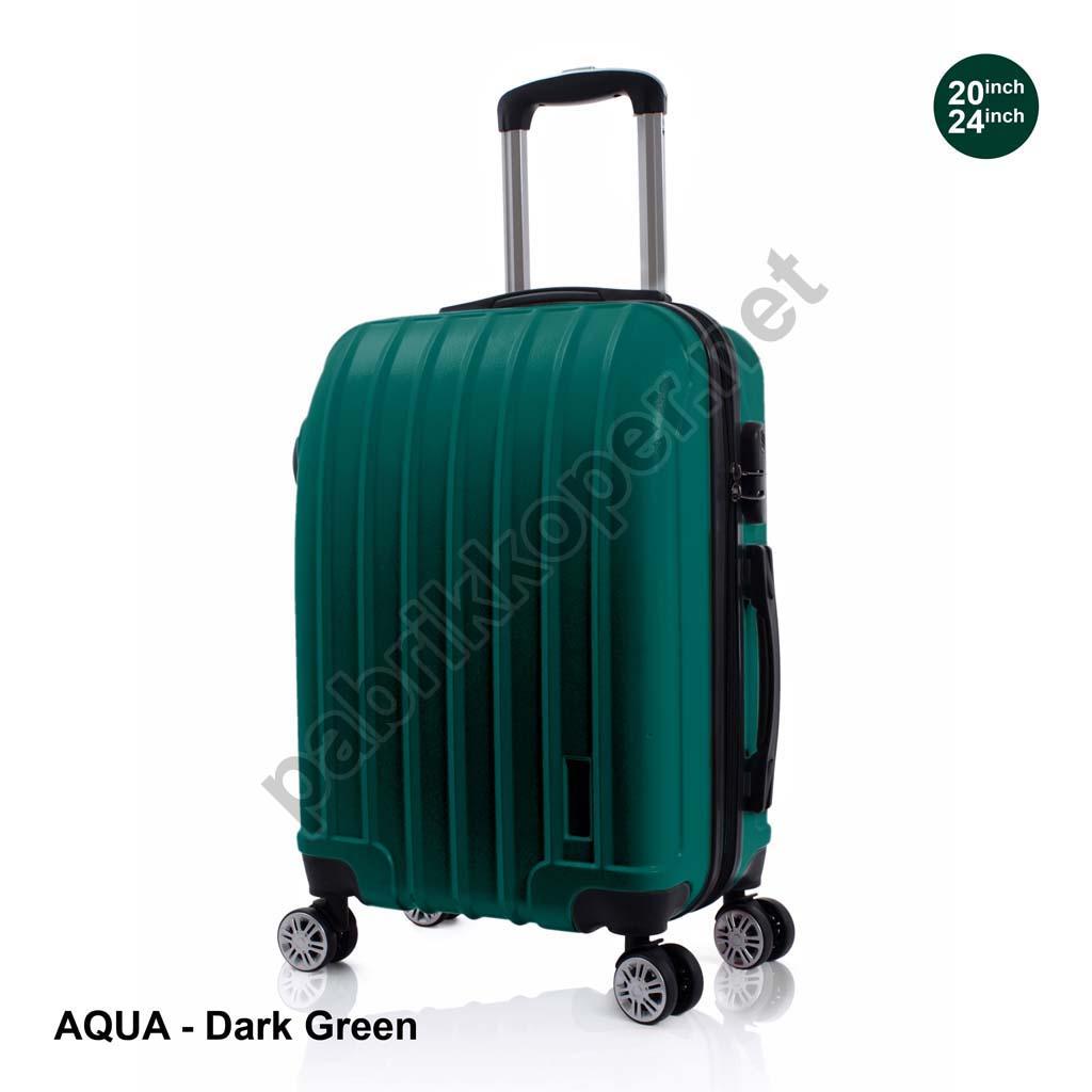 Koper-Fiber-Aqua-Dark-Green
