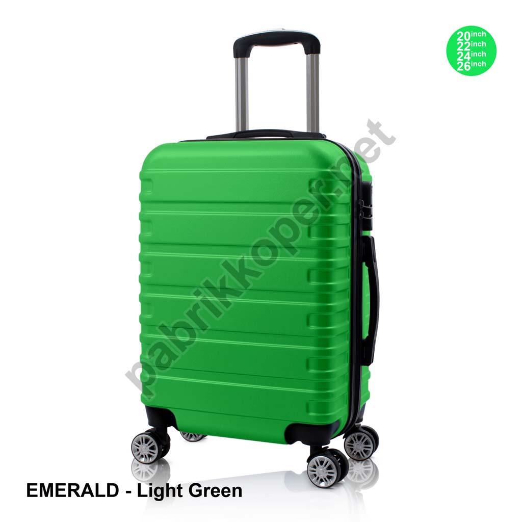 Koper-Fiber-Emerald-Light-Green