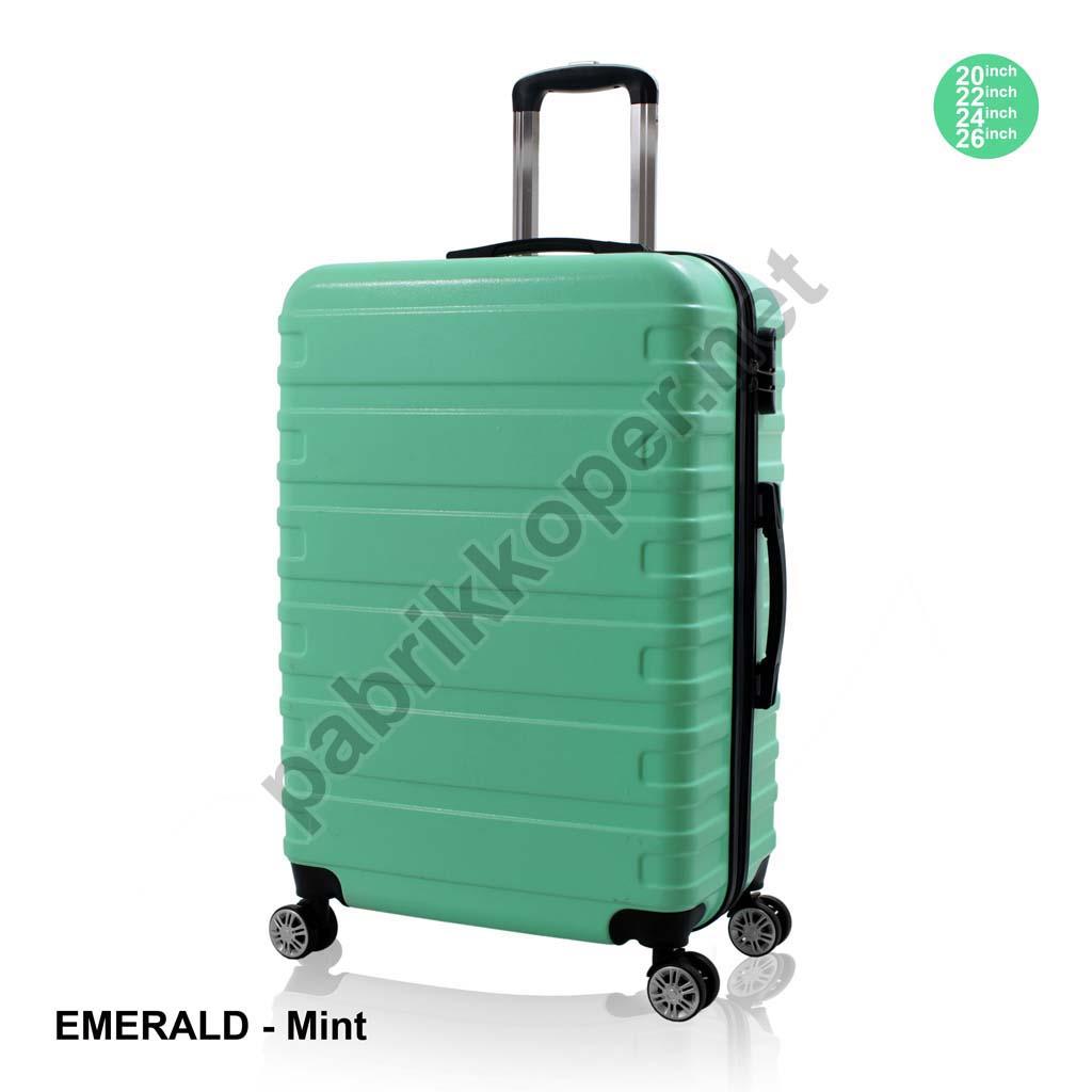 Koper-Fiber-Emerald-Mint