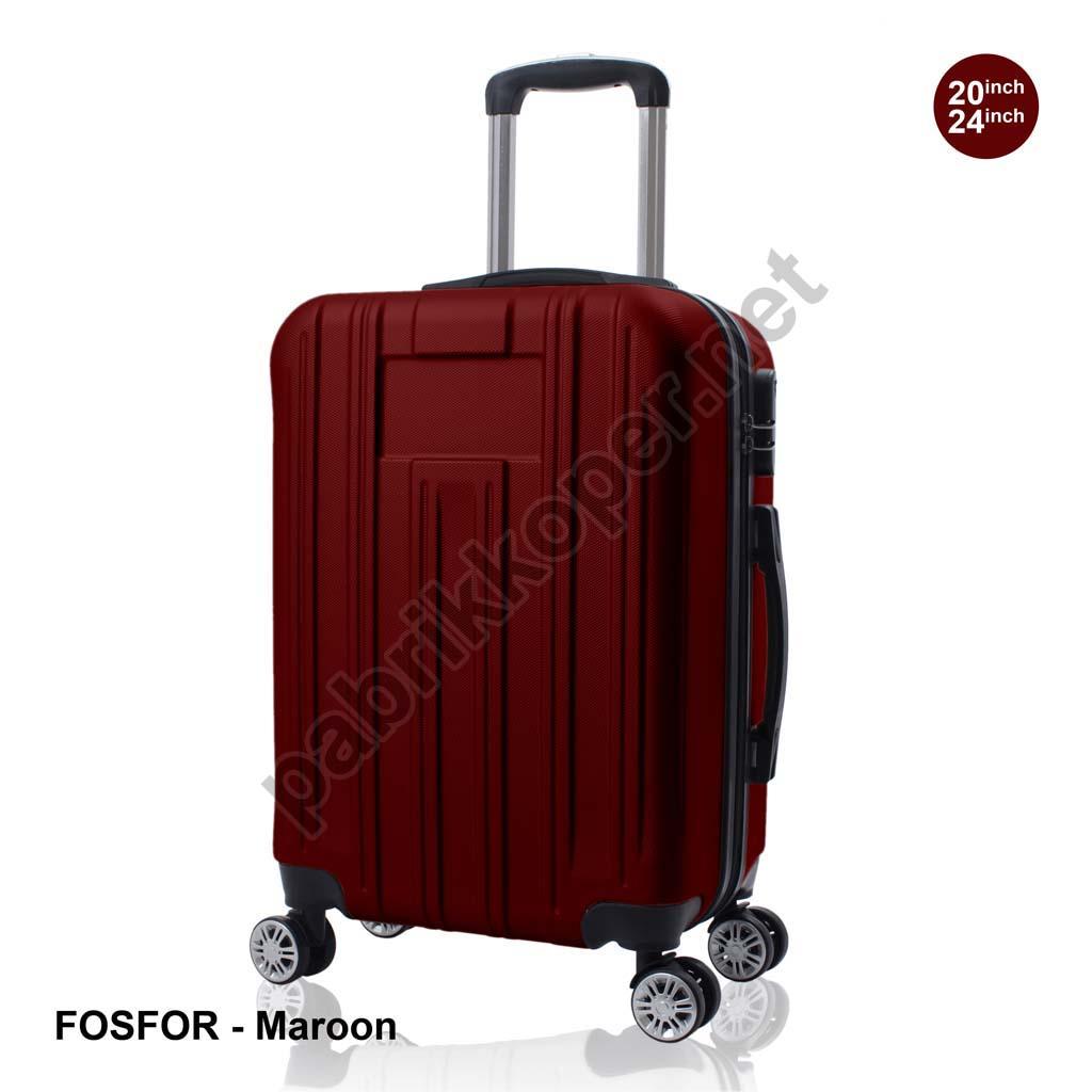 Koper-Fiber-Fosfor-Maroon