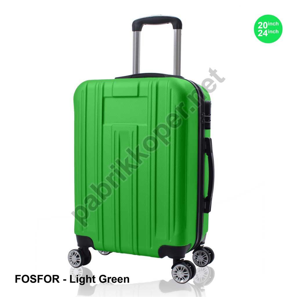 Koper-Fiber-Fosfor-Light-Green