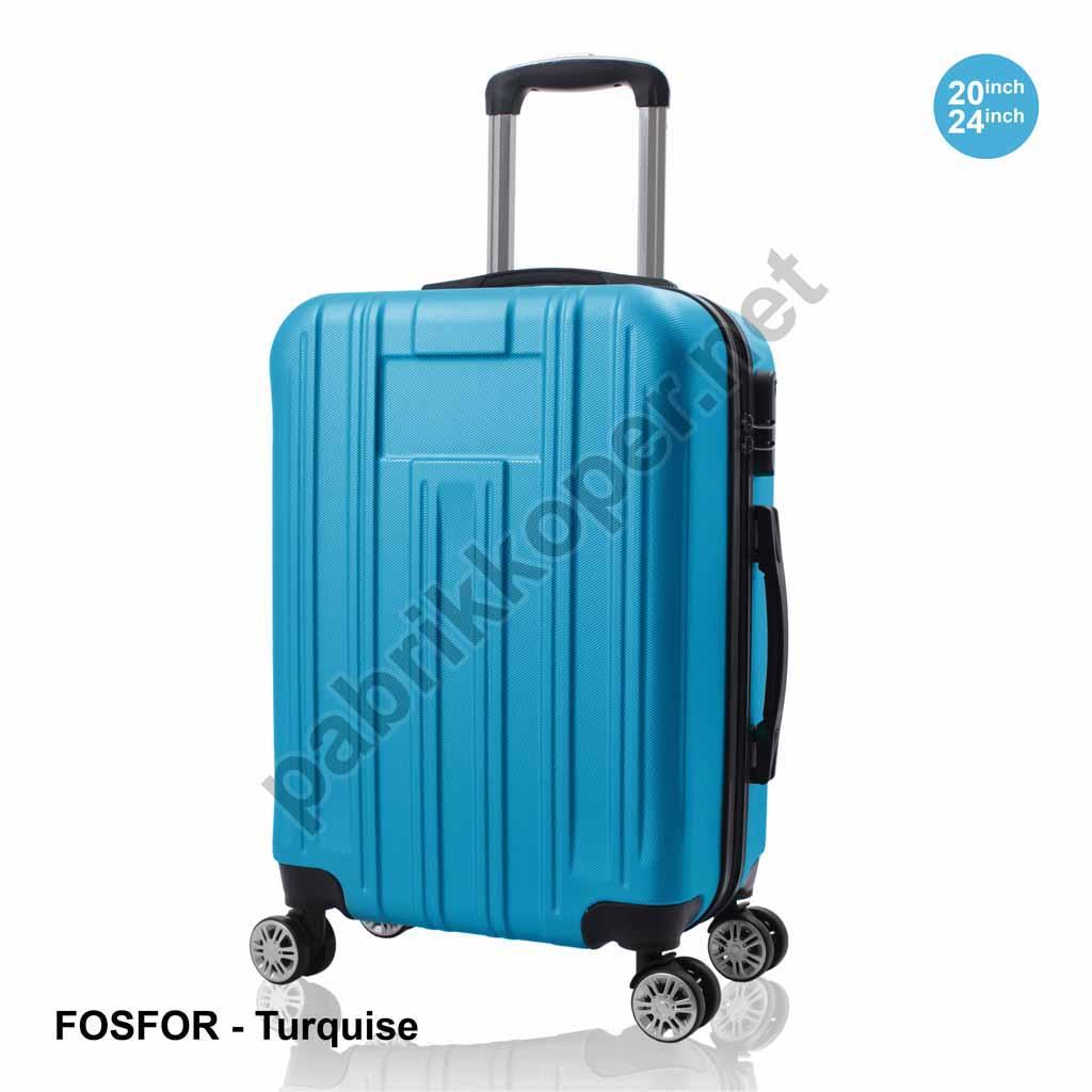 Koper-Fiber-Fosfor-Turquise