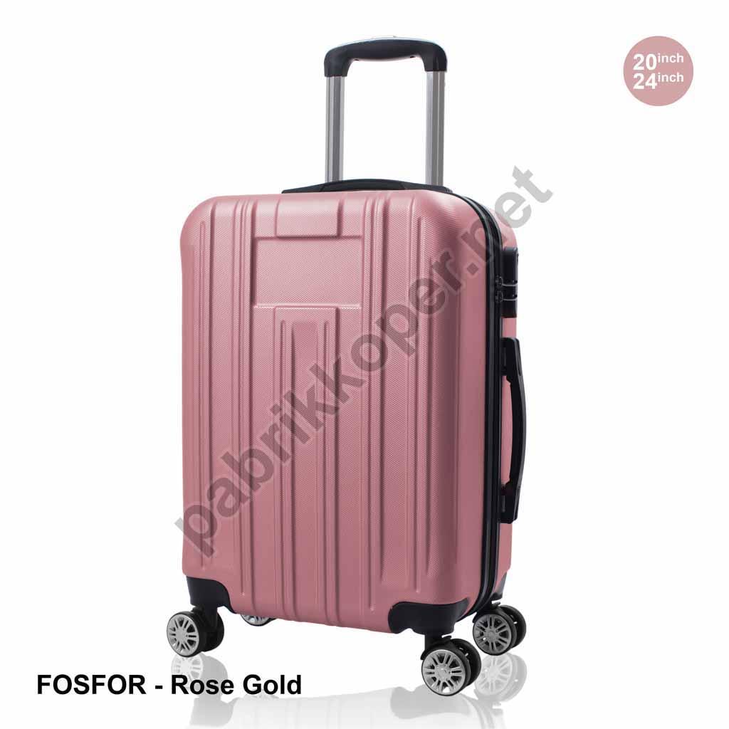 Koper-Fiber-Fosfor-Rose-Gold