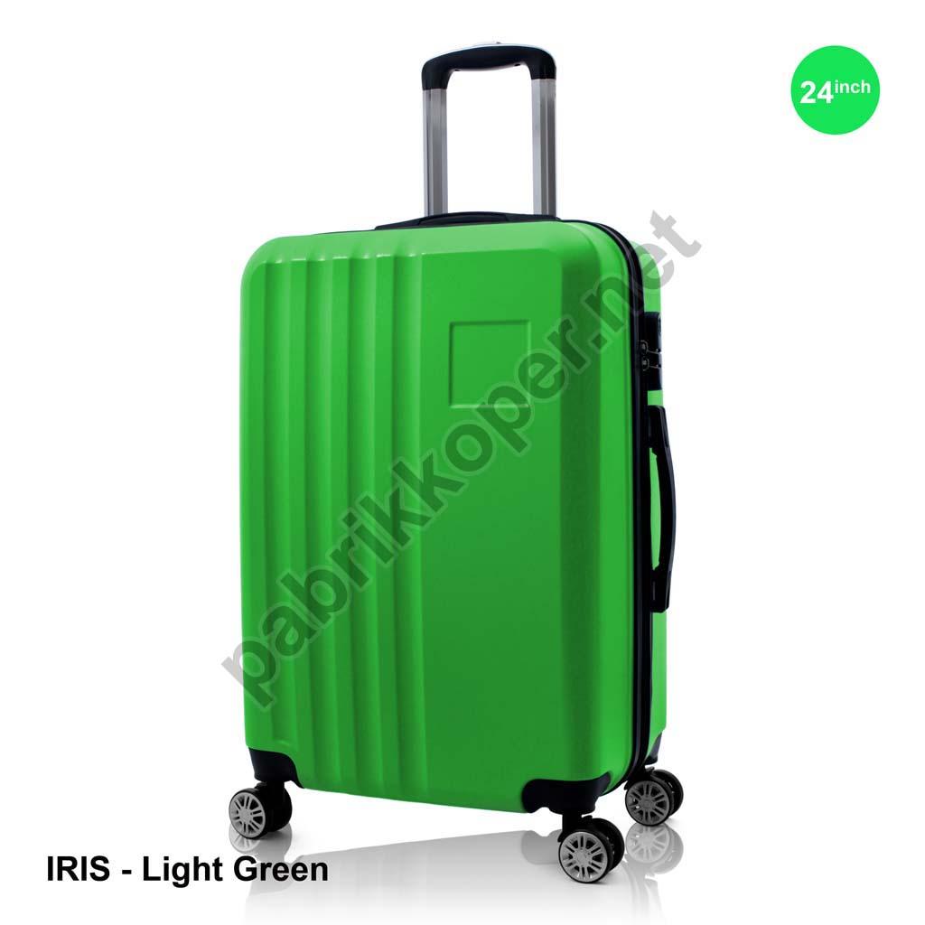 Koper-Fiber-Iris-Light-Green
