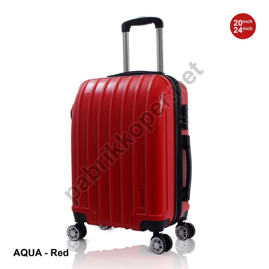Koper-Fiber-Aqua-Red
