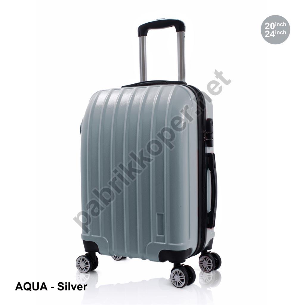 Koper-Fiber-Aqua-Silver