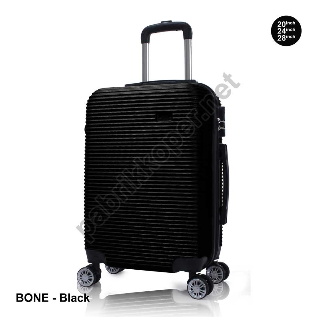 Koper-Fiber-Bone-Black