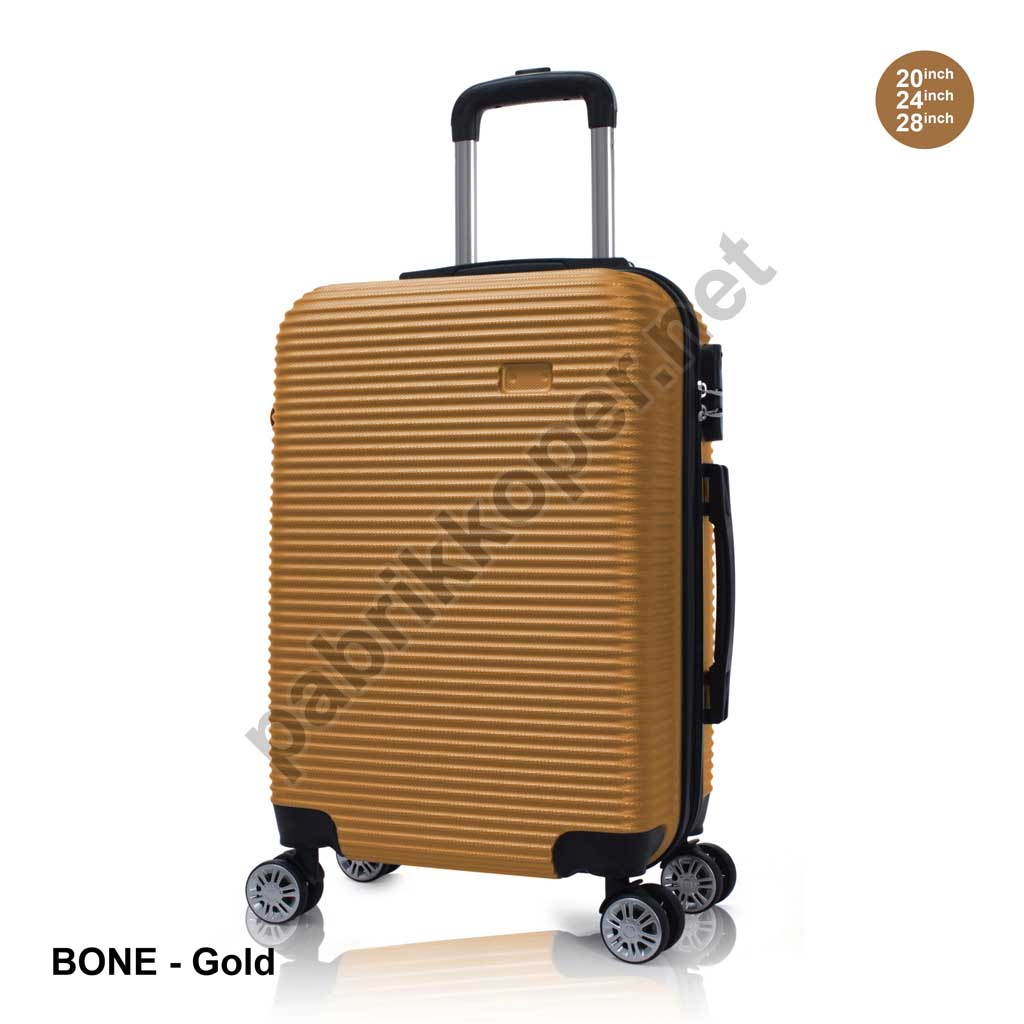 Koper-Fiber-Bone-Gold