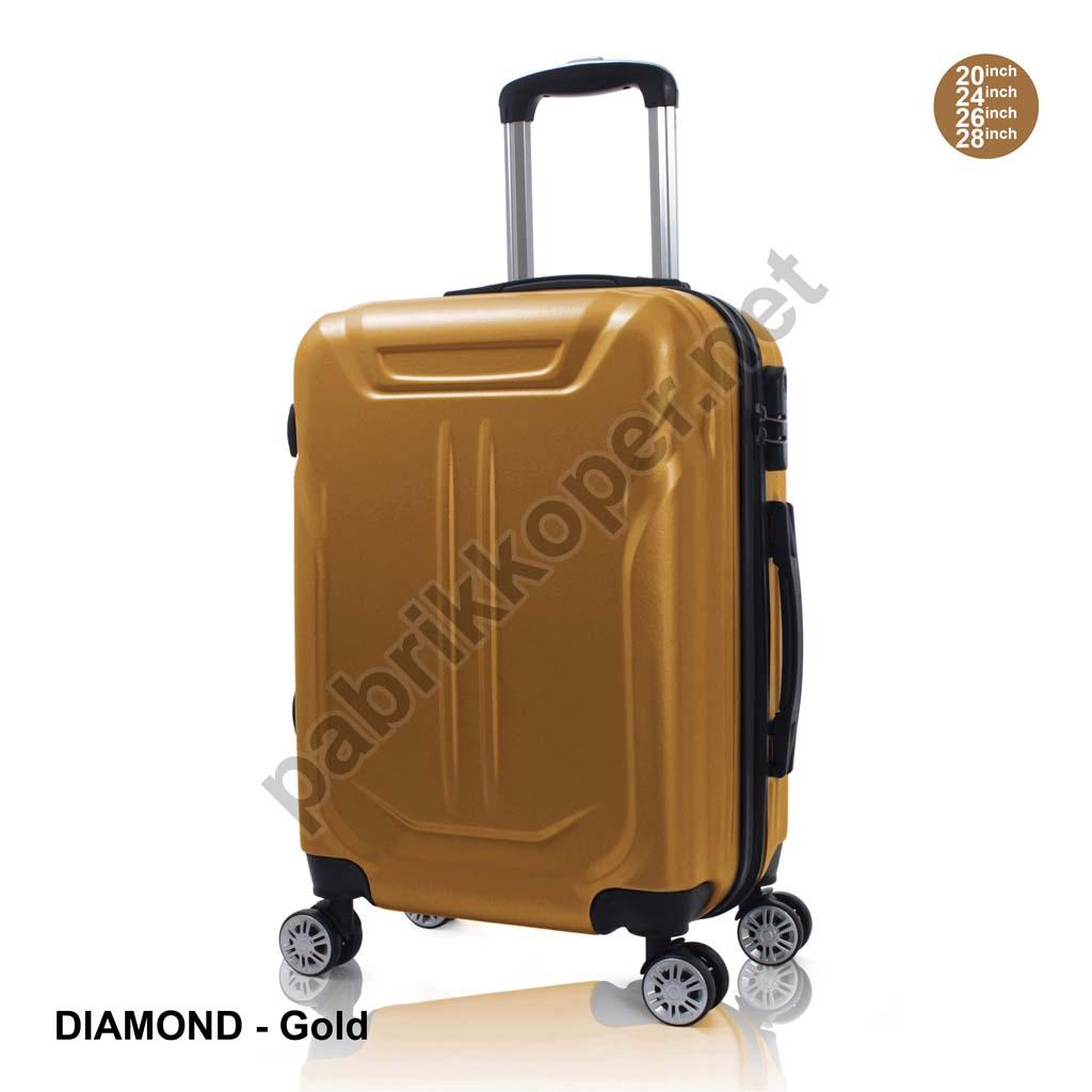 Koper-Fiber-Diamond-Gold