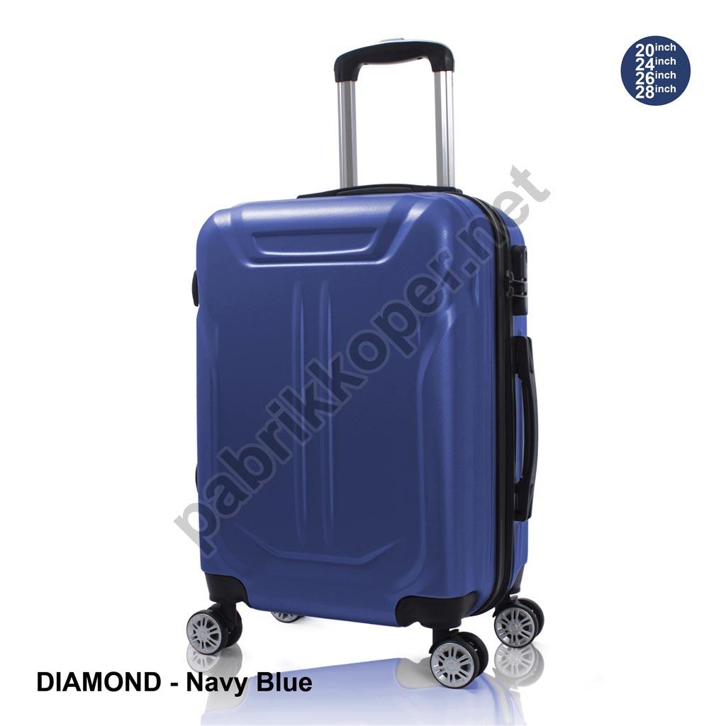 Koper-Fiber-Diamond-Navy-Blue