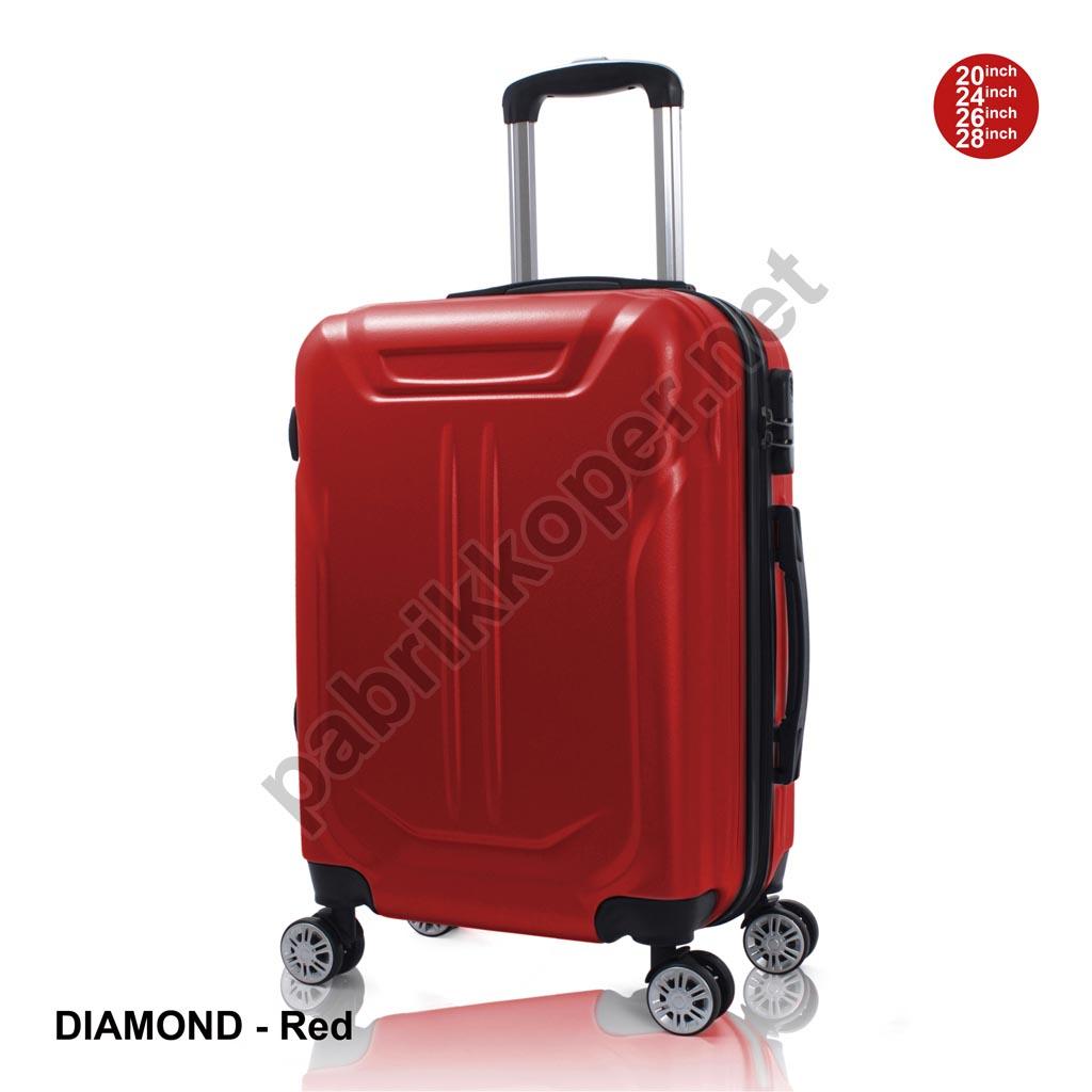 Koper-Fiber-Diamond-Red