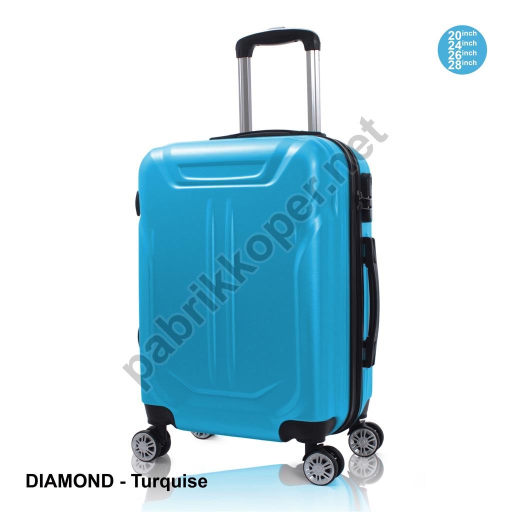 Koper-Fiber-Diamond-Turquise