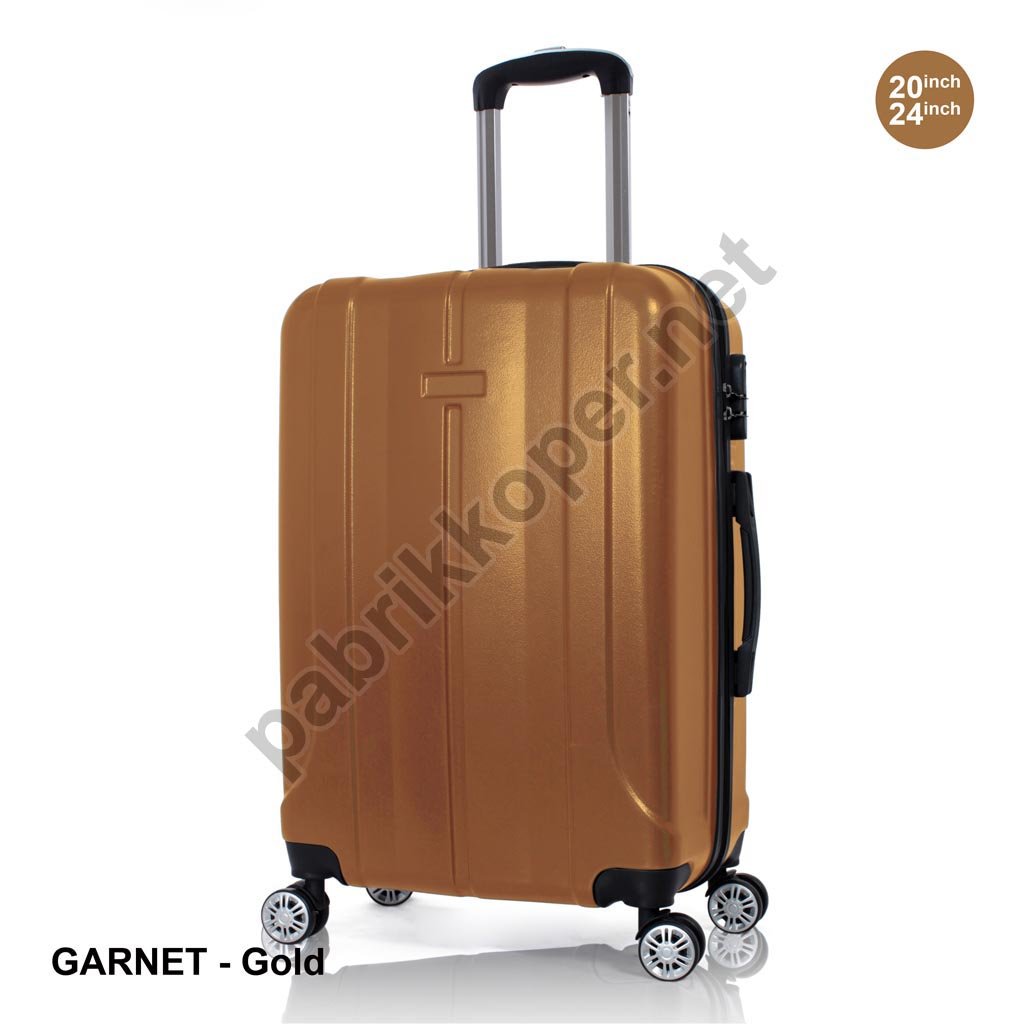 Koper-Fiber-Garnet-Gold