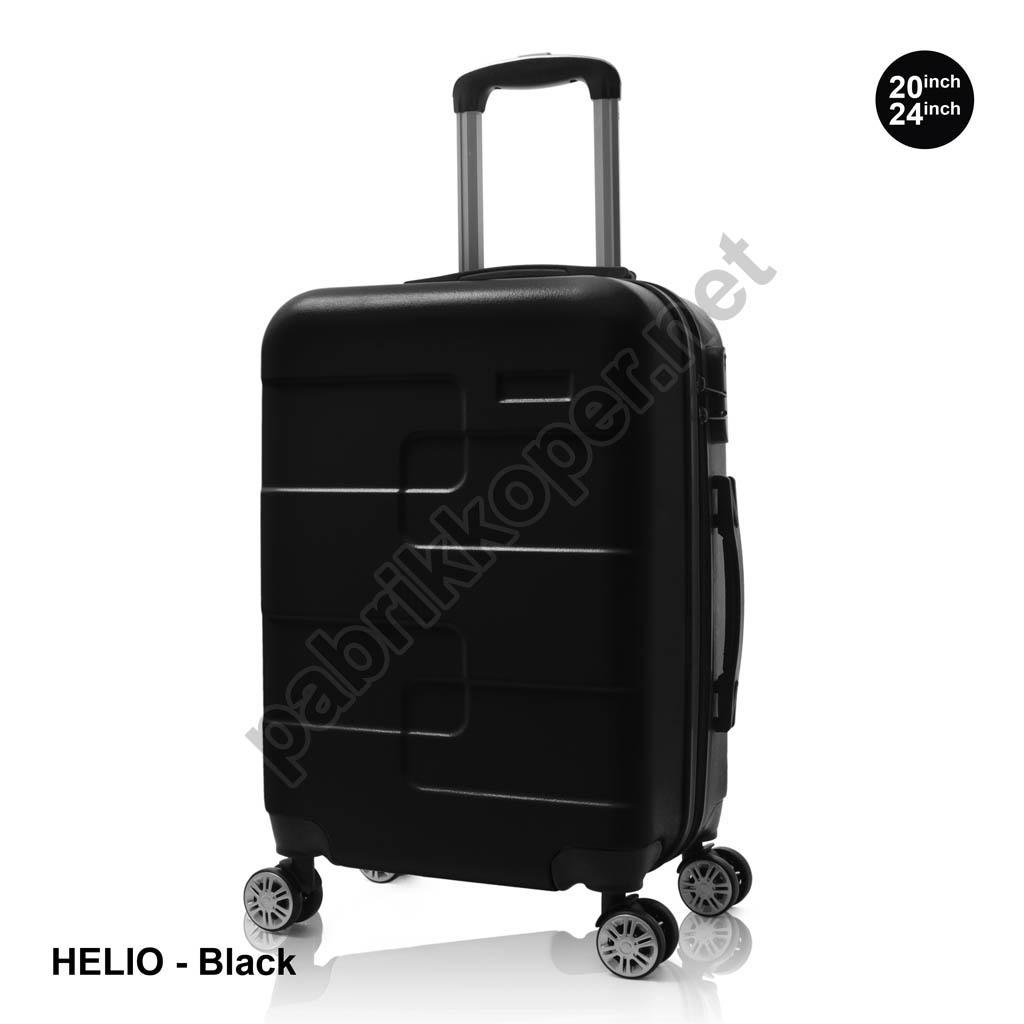 Koper-Fiber-Helio-Black