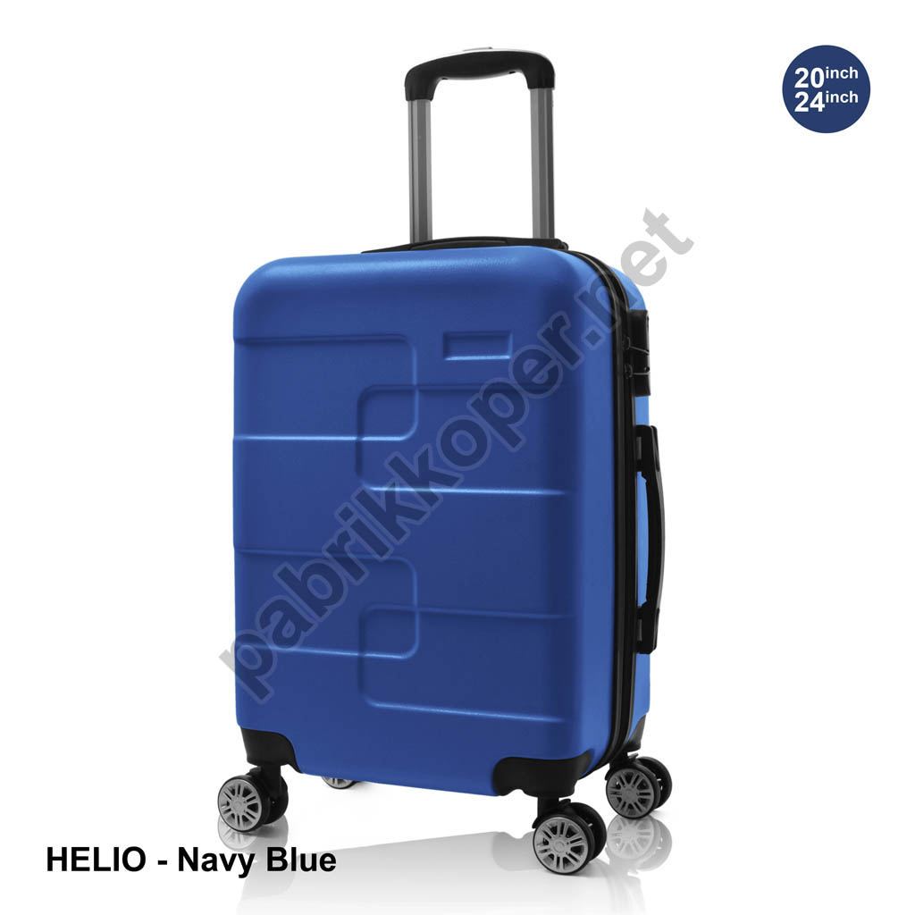 Koper-Fiber-Helio-Navy-Blue