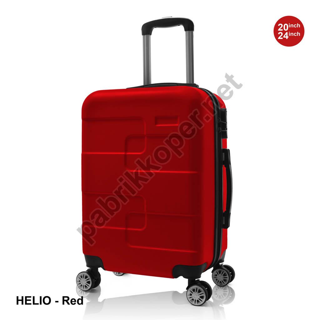 Koper-Fiber-Helio-Red