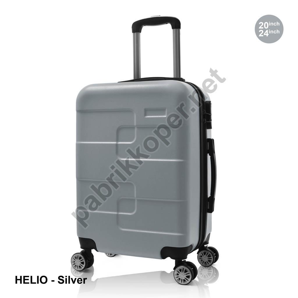 Koper-Fiber-Helio-Silver