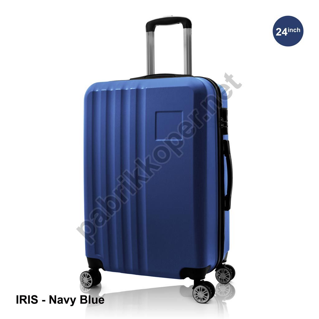 Koper-Fiber-Iris-Navy-Blue