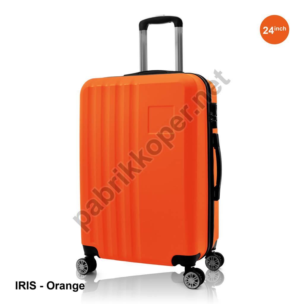 Koper-Fiber-Iris-Orange