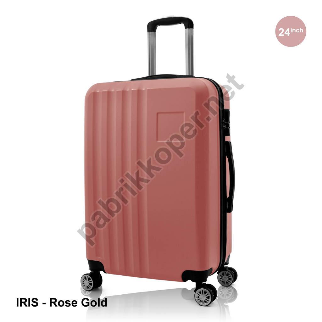Koper-Fiber-Iris-Rose-Gold