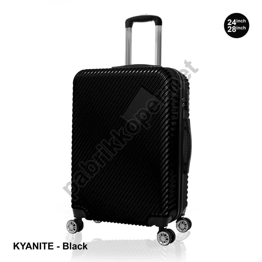 Koper-Fiber-Kyanite-Black